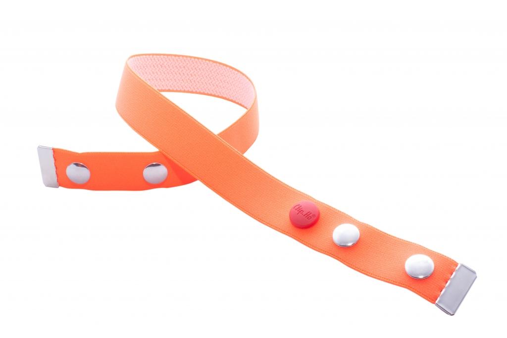 Clip.Ho TWO neon orange