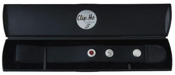 Clip.Ho edition-S schwarz